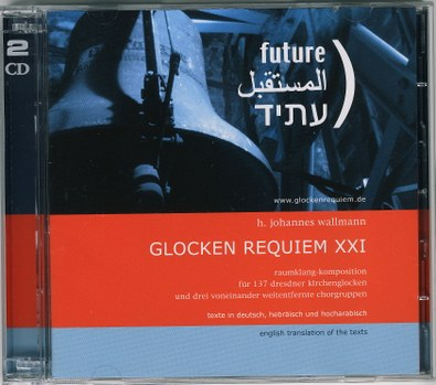 CD-Cover GLOCKEN REQUIEM XXI
