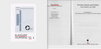 """KuKDok12: Den Katalog der BAUHÜTTE KLANGZEIT WUPPERTAL überreichte Wallmann Ende 1992 persönlich den Weimarer Musikwissenschaftlern Wolfram Huschke und Michael Berg. Die mit DDR-Musikforschung zentral befassten Weimarer Musikwissenschaftler um Michael Berg, Albrecht von Massow und Nina Noeske verwenden den Titel """"KlangZeiten"""" für ihre seit 2004 erscheinende Reihe zur DDR-Musikforschung – jedoch ohne die BAUHÜTTE KLANGZEIT WUPPERTAL sowie Wallmanns Studium und seine Tätigkeit in Weimar (z.B. die """"gruppe neue musik weimar"""") auch nur zu erwähnen. Was ist von einer solchen DDR-Musikforschung zu halten?"""