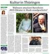 Thüringer Allgemeine 17.4. 2014