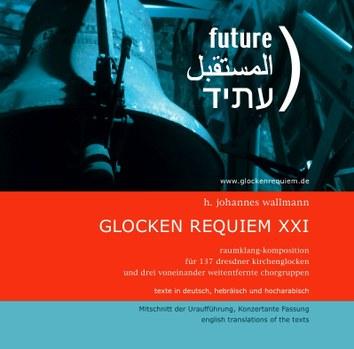 CD-Booklet BELL REQUIEM XXI by H. Johannes Wallmann