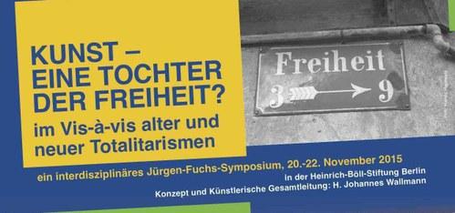 """Winfried Sträter, Redakteur Deutschlandradio, über das Jürgen-Fuchs-Symposium: """"Das war wirklich eine intellektuell ungeheuer anregende Veranstaltung ... in der Vielfalt der Formen, der Statements, der Perspektiven der einzelnen Menschen, die hier aufgetreten sind, fand ich das geradezu beispielhaft."""""""